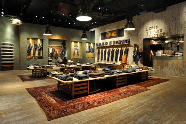 Mister Ed: levi's xx concept store