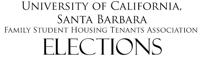 UCSB FSH TA Elections