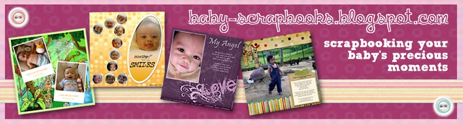 .:. Scrapbooking ur BaBy's Precious Moments .:.