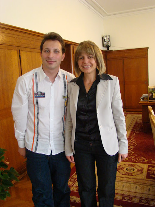 С кмета на столицата г-жа Фандъкова