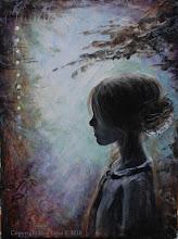 Flickan och ljuset