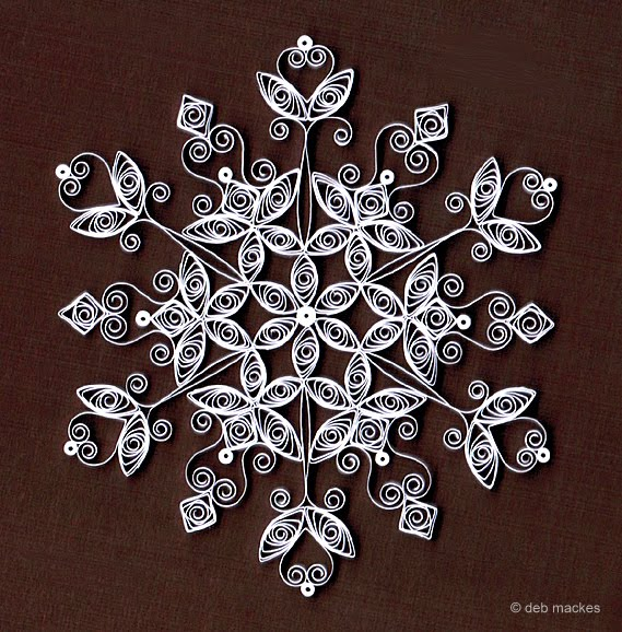 Image Result For Make Paper Snowflakes For Christmas Decorations