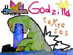 Godzilla Tokyo SOS