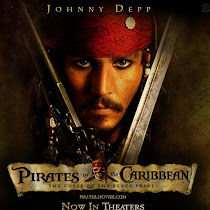 Disney - Piratas del Caribe, Perla negra, Jack Sparrow, Maldicion, Fin del Mundo, Barbaroja