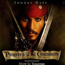 Disney - Piratas del Caribe, Perla negra, Jack Sparrow, Maldicion, Fin del Mundo, Barbaroja