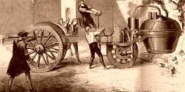 El primer accidente en auto en la historia.