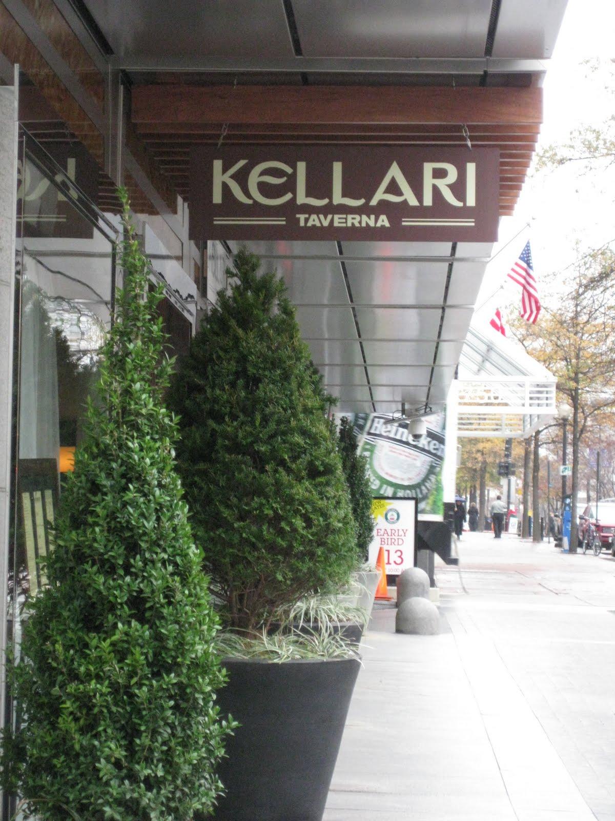 KELLARI TAVERNA NYC