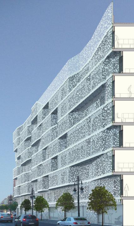 Ruben muedra estudio de arquitectura valencia - Estudios de arquitectura malaga ...