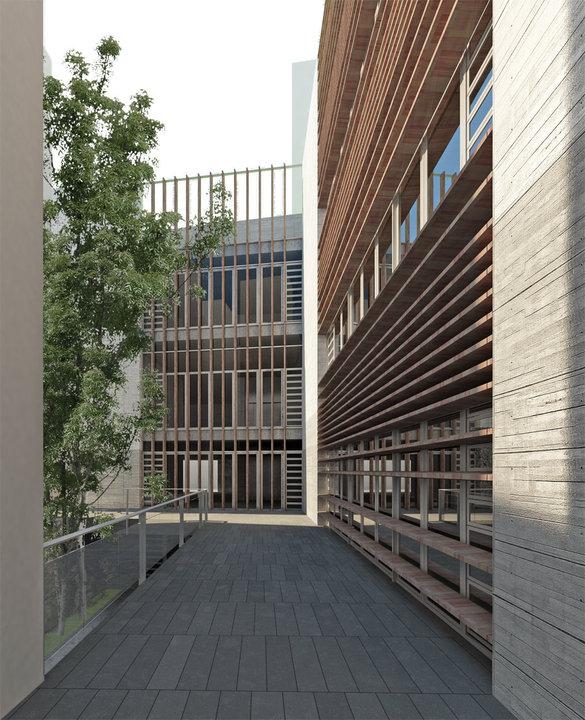 Ruben muedra estudio de arquitectura valencia - Estudios de arquitectura coruna ...