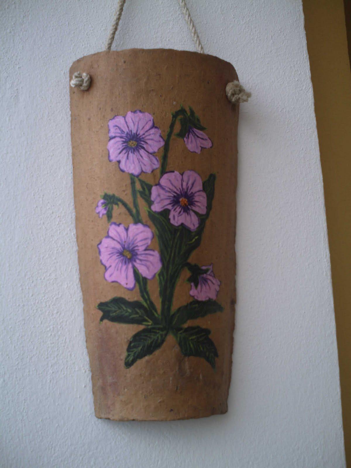 Manualidadesylaboresmary - Pintura para tejas ...