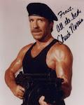Chuck Norris permite vivir este blog
