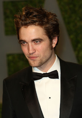 Robert Pattinson Twilight Men's Hairstyle