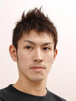 Japanese hairstyles For Asian guys. Japanese Men's hairstyle 2008
