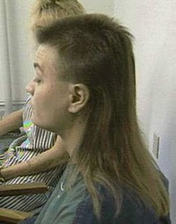 Men Haircuts Mullet Hairstyles Gallery 2010