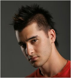 Mens Hairstyles Fashion Trends 2010