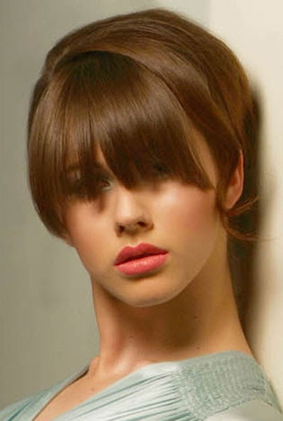 All haircut styles 2012: Ultra Feminine Fringe Hairstyles