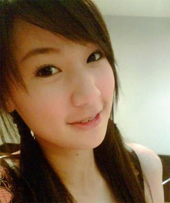 Cute Asian hairstyle Trendy Asian hairstyle