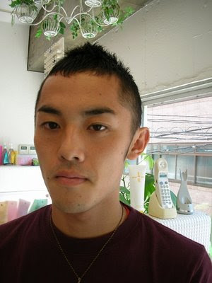 Mens Haircuts 2009. 2010. men Asian Hairstyles