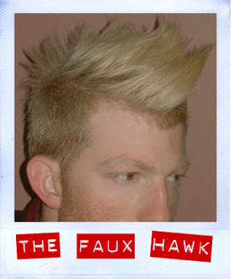 fohawk hairstyles ,punk hairstyles for men, cornrow hairstyles