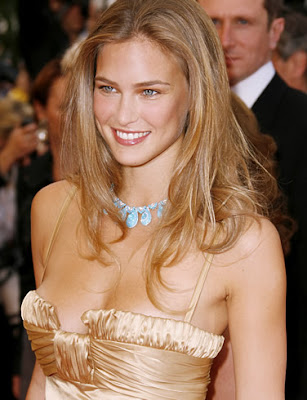 Celebrity Hairstyles Bar Refaeli Haircut Styles Pictures