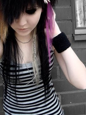 Popular Trendy Emo Hairstyles