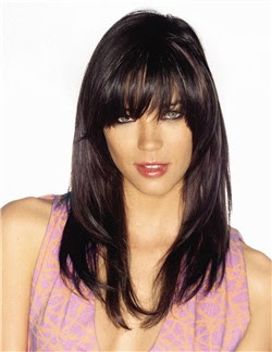 Black Hair Styles With Bangs