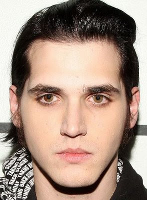 Celebrity Hairstyles 2010 - Mikey My Chemical Romance
