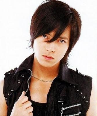 yamapi hair styles 2011