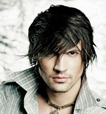 men hairstyles long. Asian Men Long Trendy Hairstyles 2009