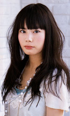 New Long Hair Japanese Girls Hairstyles 2010