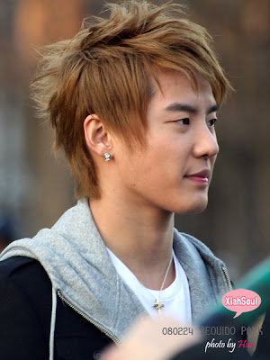 Kim JunSu Asian Hairstyles 2009. Kim JunSu bags the title of best cute Asian