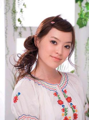 Asyalı Genç Kızların Saç Modelleri