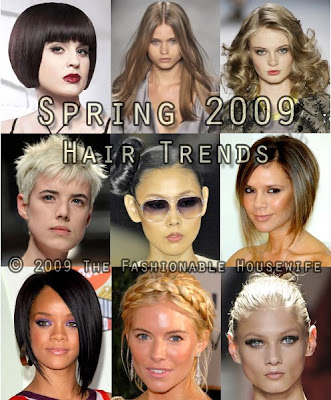 Celebrity Hairstyles for 2009. One of the most popular medium hairstyles is