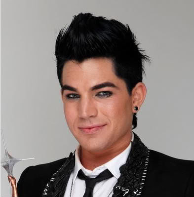 So, are you interested in the Adam Lambert hairstyles?