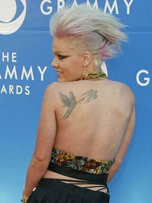 Celebrity Tattoos Are A Common Sight On The Body