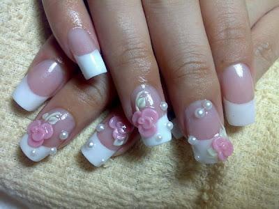 cosmetics zone acrylic nails design pics