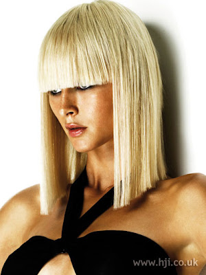 Long bob hairstyles trends for summer 2009