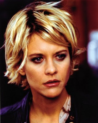 meg ryan picture 005 Sleek Posh and Messi Bob Hairstyles 2009
