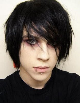 Emo Hairstyles for Boys - Winter 2010 Hair Trends