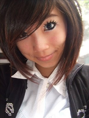 Asian bob hairstyle. Modern Bob Hairstyles For Women in 2009