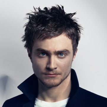 Daniel Radcliffe Hairstyles 2010