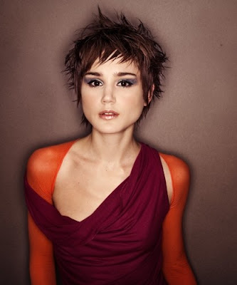 Hot pixie short hairstyles 2009 2010 hair fashion