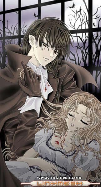Vampyr  Vampiro_anime