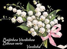 Bouquet oferecido pela Verdinha