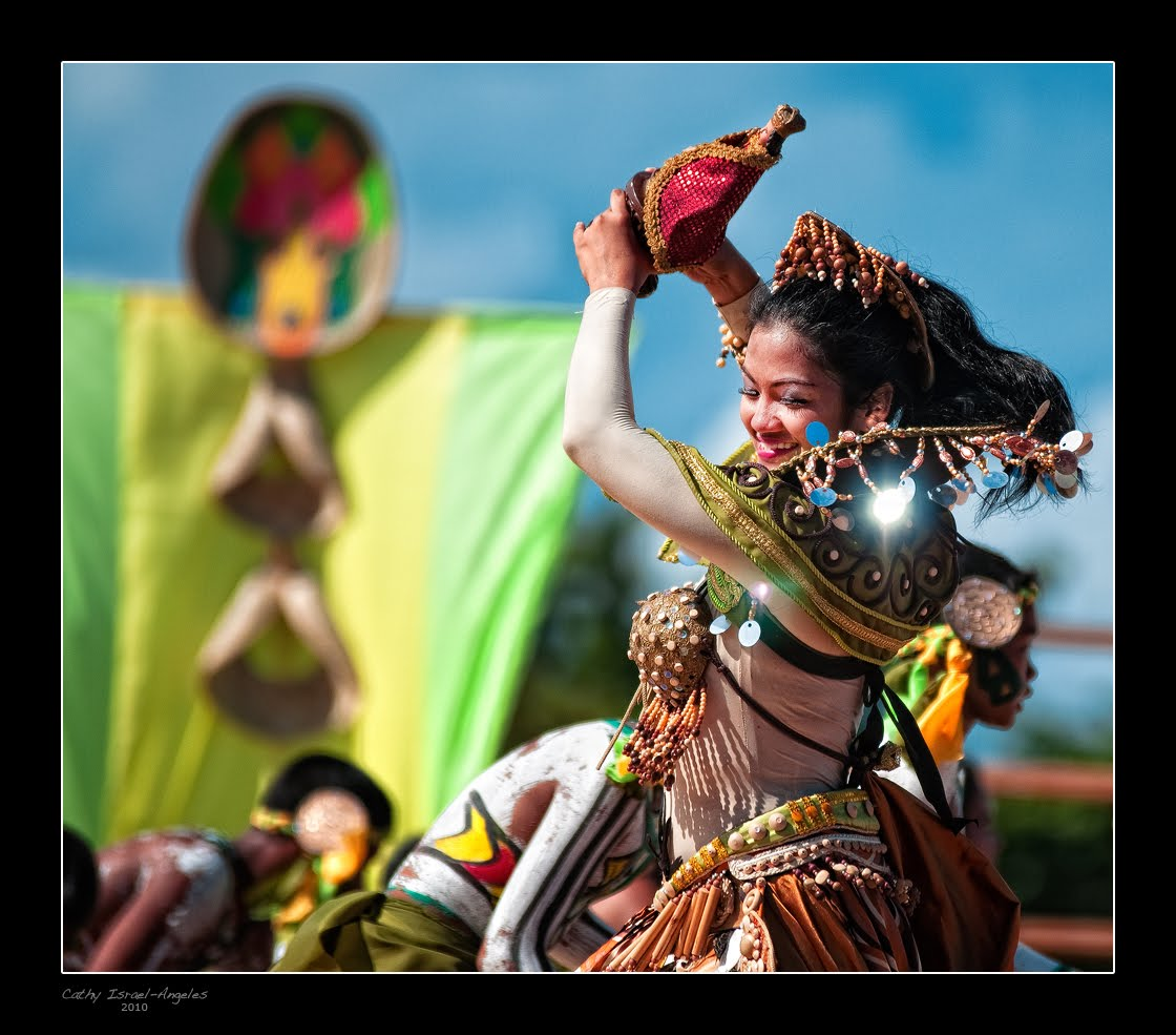 pintados3 - Pintados Festival of Passi City, Ilo-Ilo Province - Philippine Photo Gallery
