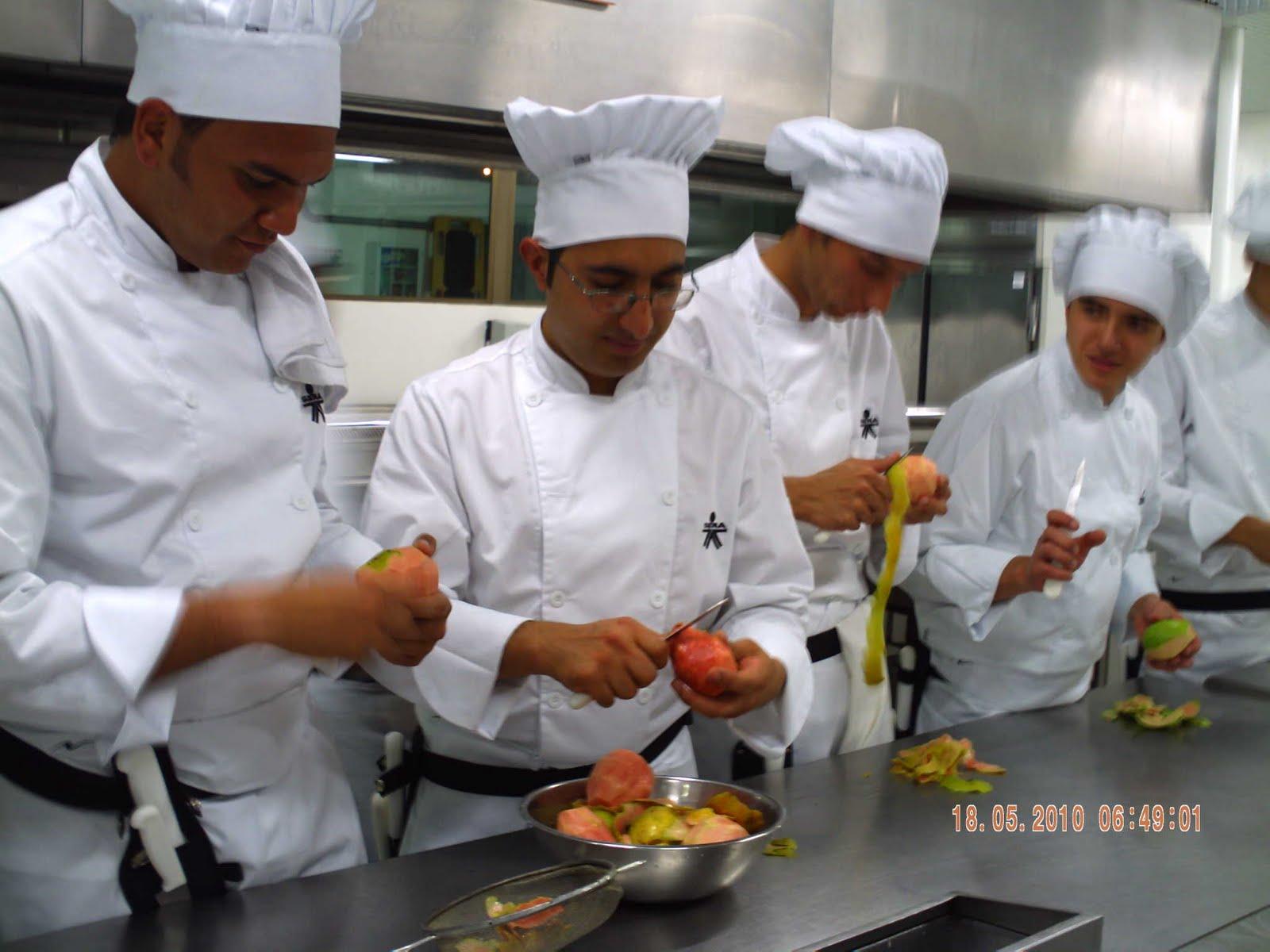 Tecnicos en cocina reposteria jaleas - Tecnico en cocina y gastronomia ...