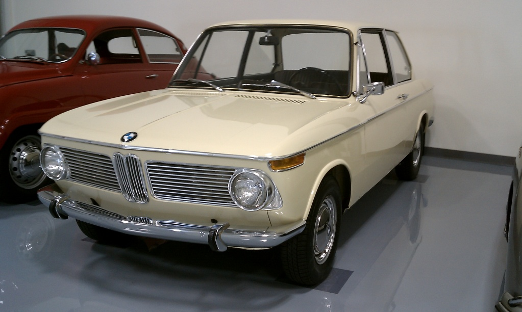 BMW New Class  Wikipedia