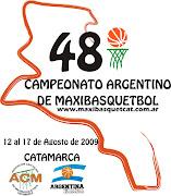 48º Campeonato Argentino de Maxibásquetbol