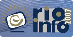 Logo da Rio Info 2007