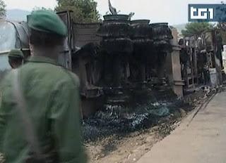 esplosione autocisterna congo